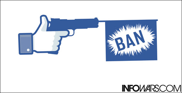 Facebook is now pushing gun control propaganda in addition to restricting pro-gun speech.