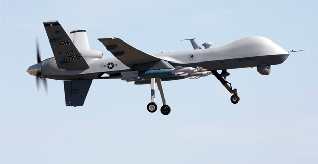 Drone kills 15 Al-Qaeda suspects, 3 civilians in Yemen