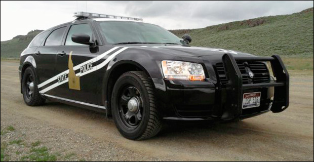 Suit says Idaho State Police violated man's Fourth, Fifth, and 14th Amendment rights.