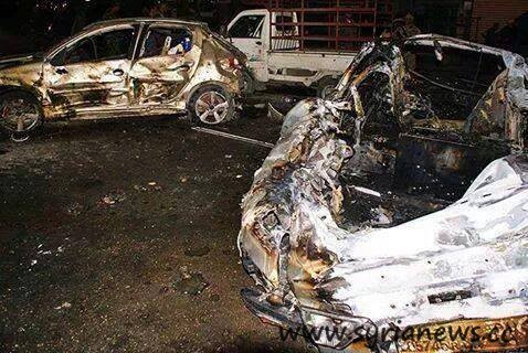 Image: Al Qaeda rockets fall on Latakia province, killing 7 and injuring 30.
