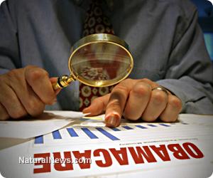 Obamacare-Audit