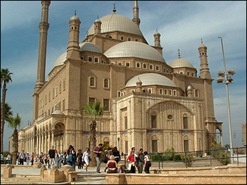 The Mosque of Muhammad Ali Cairo Egypt. / Photo: Roger Green, via Wikimedia Commons