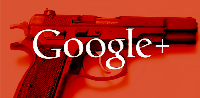 Google+ strictly policy / Image via Venture Beat.