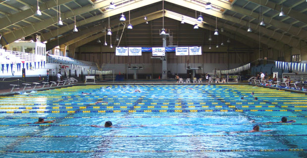 YMCA Aquatic Center, Orlando / Photo by Slitterlin, via Wikimedia Commons