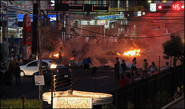 Venezuela protests against the Nicolas Maduro government, Maracaibo city, 20, February 2014 / Photo via Wikimedia Commons