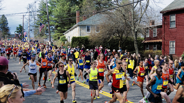 training_2014 Psychologists To Line Boston Marathon Route