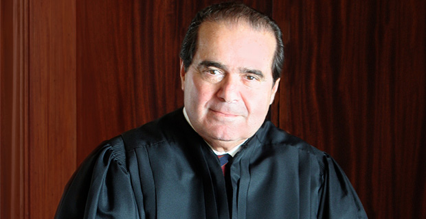 Supreme Court Justice To Student: If Taxes Go Too High 'Perhaps You Should Revolt'