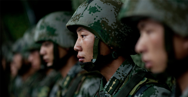 China Challenges Obama's Asia Pivot With Rapid Military Buildup