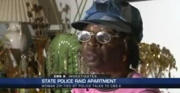 Cops Tie Up 75-Year-Old Grandmother in Botched Raid