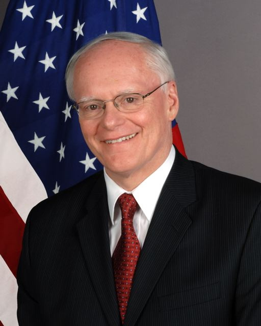 James F. Jeffrey. Photo: United States Department of State