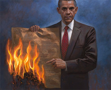 Artwork by Jon McNaughton