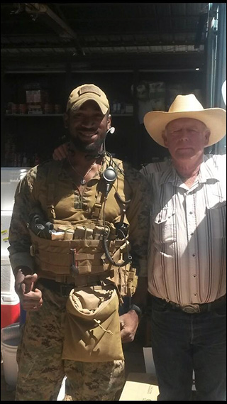 Black Soldiers: Cliven Bundy Is Not Racist bodyg