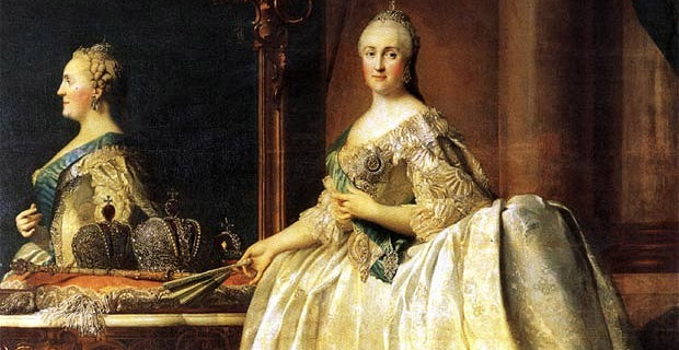 At the end of 18th century, Empress Catherine the Great worked to see Crimea returned to Russia.