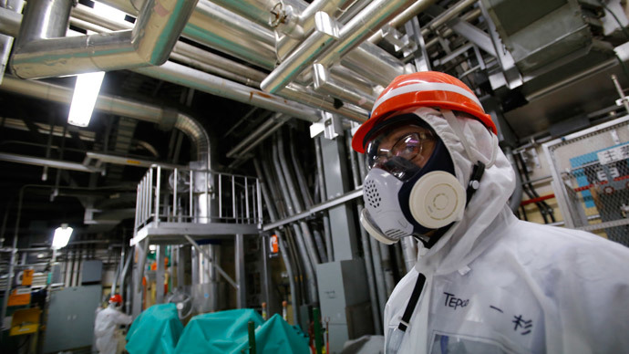 Fukushima Basements Mistakenly Flooded with 200 Tons of Radioactive Water thumbnail