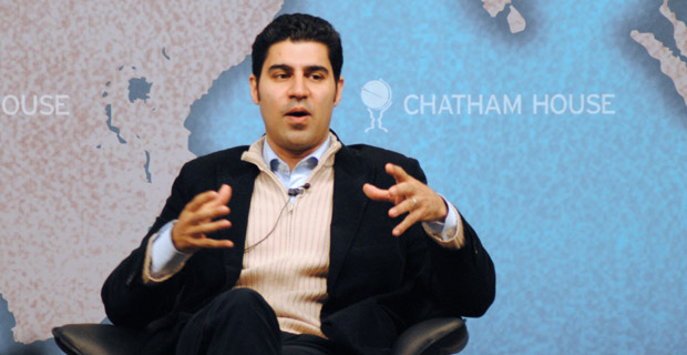 Parag Khanna's admission should be a call to all members of the alternative media to recognize the important role we have the potential to fulfill. Photo: Chatham House via Wikimedia Commons