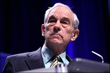 IRS DEMANDS RON PAUL'S LIST OF DONORS Source: Washington...