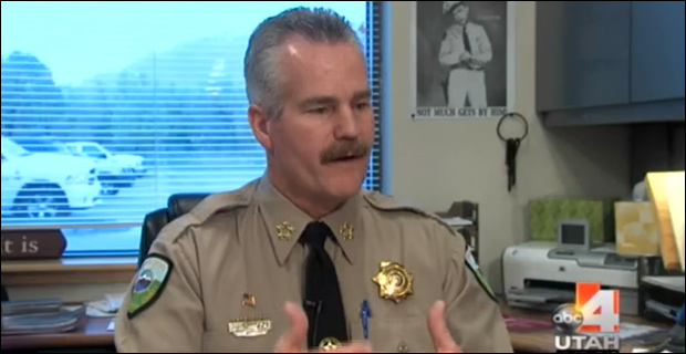 """It's far better to have them prepare and respond with some lethal force than to sit back and hope it never happens,"" Weber County Sheriff Terry Thompson correctly states."