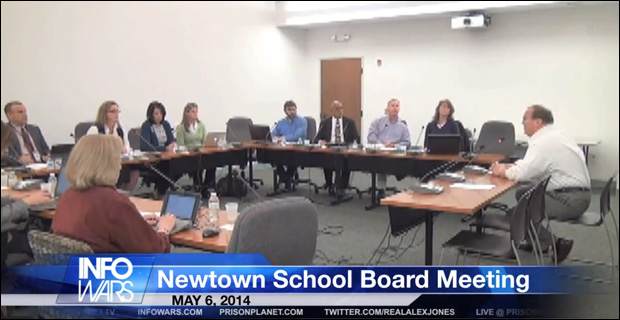 Connecticut Tries to Hide Sandy Hook Truth sh schoolboard