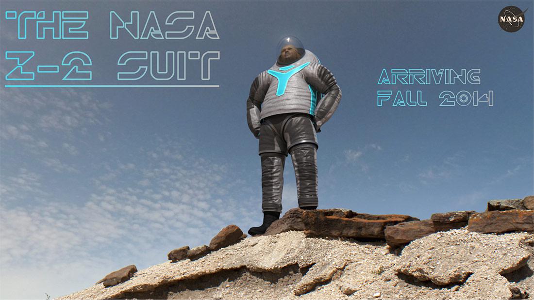 The NASA Z-2 Suit