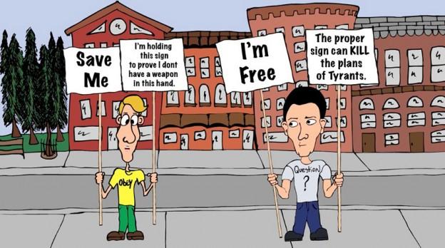 Feardom vs. Freedom