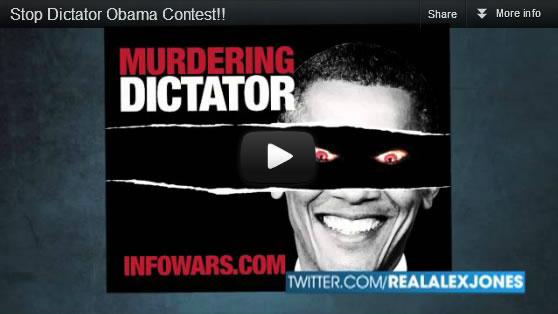 Stop Obama Dictator Contest