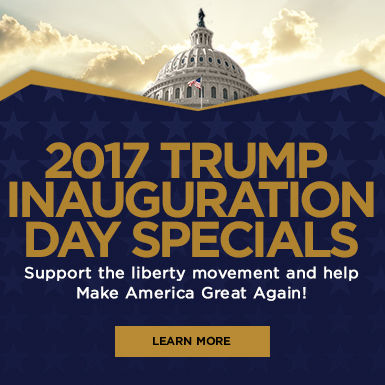 2017 Trump Inauguration Day Specials