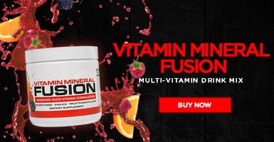 Vitamin Mineral Fusion AND MORE
