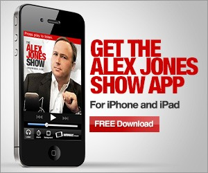 Download the Alex Jones Show App