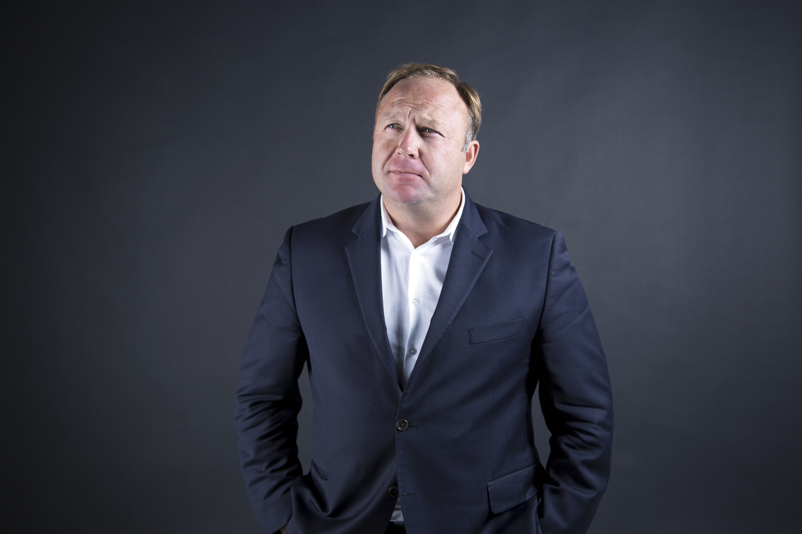 Alex Jones Press Kit