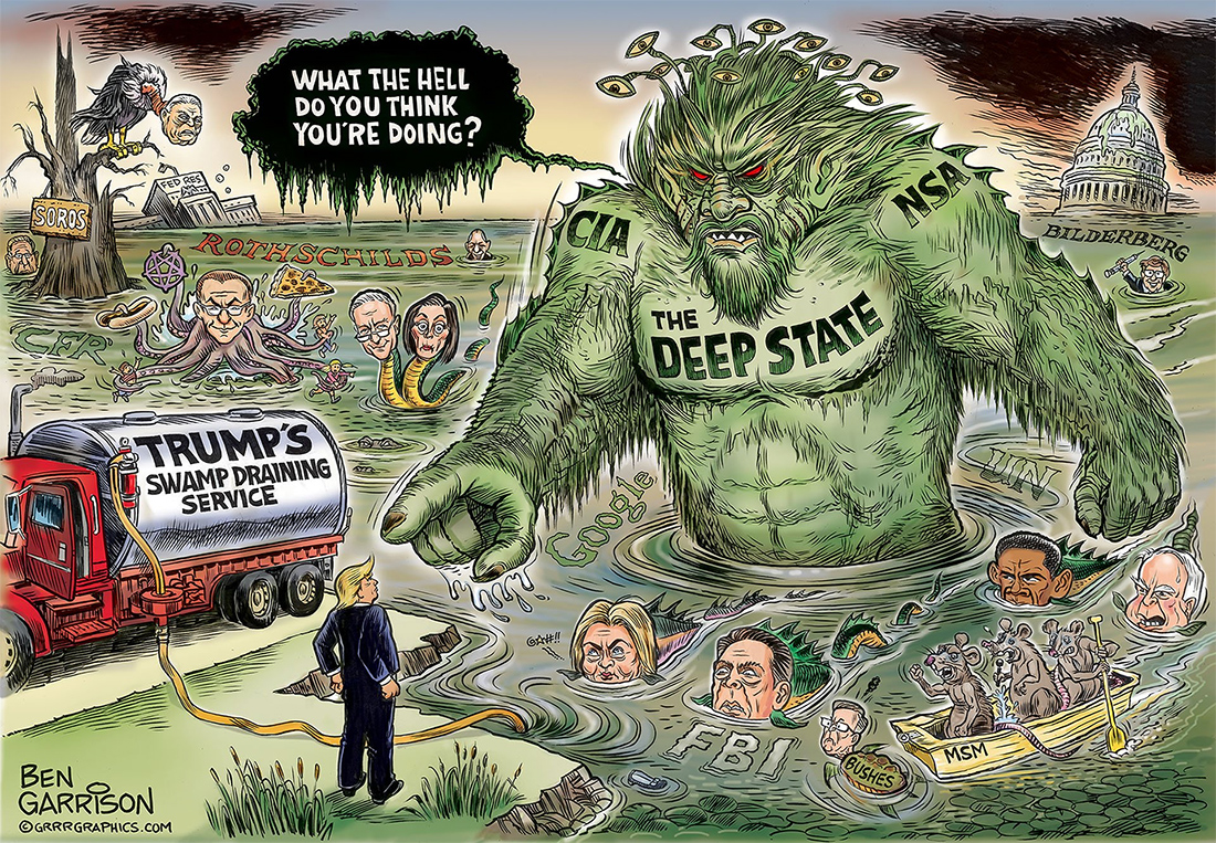 Image result for Deep State