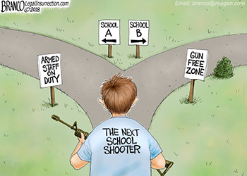 The Shooter's Choice