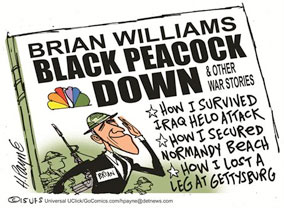 Brian Williams Cartoons