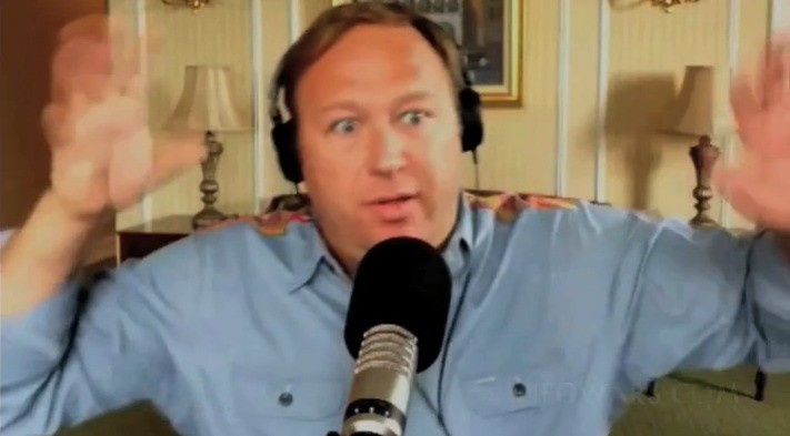 Alex Jones Facebook